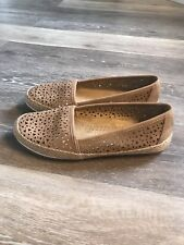 Naturalizer N5 Comfort Size 7 Tan Shoes!