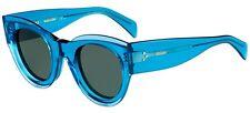 Céline PETRA CL 41447/S transparent light blue/green (MR8/QT) Sunglasses