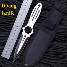 ★★couteau de plongée sous marine-couteau plongé-tactique-couteau pongé_mer★★