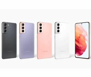 """Samsung Galaxy S21 5G G9910 8/256GB Snapdragon 888 6.2"""" IP68 Phone By FedEx"""