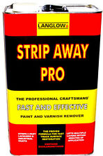 STRIP AWAY PRO 5 LITRE PAINT STRIPPER FREE NEXT DAY DELIVERY!!
