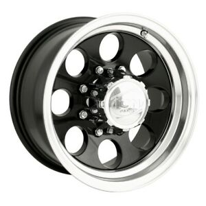 ION STYLE 171 16x8 8X165.1 -5mm 130.8mm Wheels 171-6881B