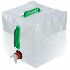 20L Collapsible water  container with on/off tap. Ideal  for CAMPING /Gardening