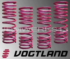 VOGTLAND GERMAN MADE LOWERING SPRINGS VW CC & PASSAT 4cylinder 2006 to 16 956076