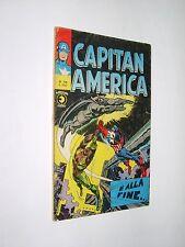 Capitan America n 54 del 1975 - Ed. Corno