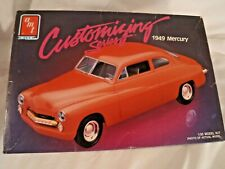 1/25 AMT  ERTL Customizing Series 1949 Mercury 2 Door Coupe # 6830