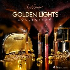 SENEGENCE GOLDEN LIGHTS COLLECTION ~ 3 LipSense, 1 Gloss And Oops Remover