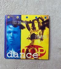 "EAST SIDE BEAT & 2 UNLIMITED TOP DANCE 3"" MINI CD PROMO POLYGRAM 1727 2TK 1993"