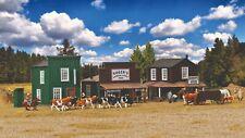 Kibri 38502  Western buildings  with Sheriffs Office HO 1:87 Scale Kit
