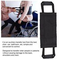 Patient Elderly Transfer Moving Belt Wheelchair Bed Nursing Lift Belt w/ Handles