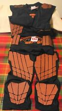 Wilson Adult Gst 7 Pad Football Pants size M 32-34 & 5 Pad Protective Gst Shirt