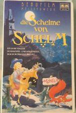 VHS Die Schelme von Schelm (1996) FSK oA Zeichentrickfilm Prädikat:Wertvoll