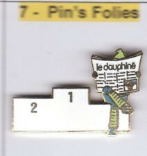 Pinsfolies  Pin's Badge Sports Albertville Olympic 92
