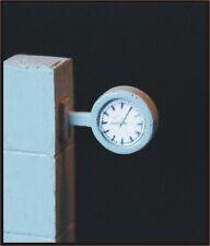 Orologio da parete per città o stazione (2x) kit (H0)