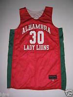 Phoenix Alhambra Lady Lions High School Hoops Jersey