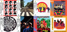 BEATLES THE 8 ALTERNATE ALBUMS set 9 CD MINI LP OBI Harrison Lennon McCartney