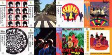 BEATLES - 8 ALTERNATE ALBUMS (9 MINI LP AUDIO CDs with OBI)