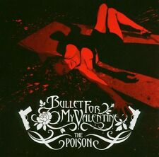 BULLET FOR MY VALENTINE THE POISON CD NEUWARE!!!!