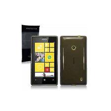 Étuis, housses et coques avec clip en silicone, caoutchouc, gel pour téléphone mobile et assistant personnel (PDA) Nokia