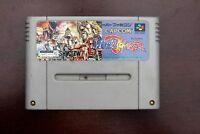 Super Famicom Muscle Bomber Japan SFC game US Seller