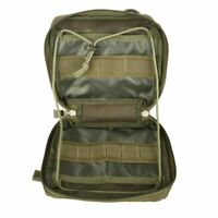 Outdoor Emergency Survival Pouch First Aid Kit Tactical Medical Bag Molle EMT