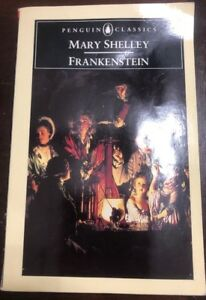 Frankenstein by Mary Shelley (1992, Paperback, Revised)