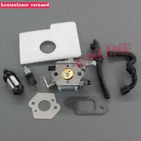 Vergaser Kit Luftfilter für Stihl Motorsäge 017 018 MS170 MS180 Ersetzt Walbro