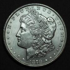 Hi Grade UNC 1878 CC Carson City Morgan U.S. 90% Silver $ Dollar Coin Free Ship