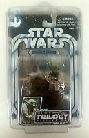 Hasbro OTC #02 Star Wars The Original Trilogy Collection Yoda Action Figure 2004
