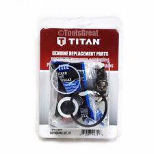 Titan Pump Packing Repair Kit 704-586 for Impact 440 640 540 Repacking Kit