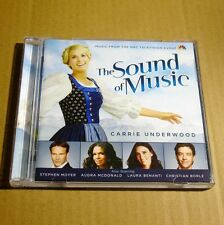 Carrie Underwood - The Sound of Music USA CD MINT Soundtrack #B04*