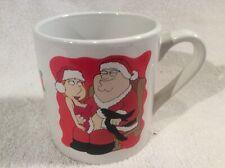 Family Guy 2011 Television Memorabilia Christmas Coffee Cup Mug