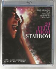 20 Feet From Stardom, 2013 Documentary Musical,  NEW BLU-RAY DISC DVD