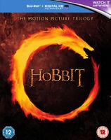 The Hobbit: Trilogy Blu-Ray (2015) Martin Freeman, Jackson (DIR) cert 12 6