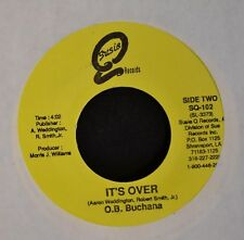 O.B. Buchanan Susie Q 102 Back Up Lover and It's Over
