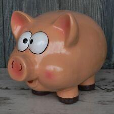 riesen großes Sparschwein Hochzeit 30cm XXL Geldgeschenk Spardose lustig rosa