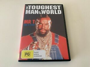 THE TOUGHEST MAN IN THE WORLD - MR T DVD