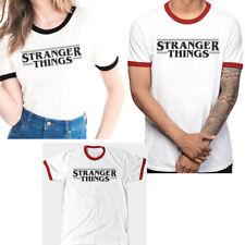 NEW Stranger Things Tee/T-Shirt  Women Men Casual Pop Tee Tops S M L XL XXL Gift