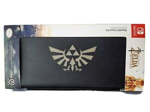 Nintendo Switch Legend of Zelda Breath of the Wild Travel Stealth Case Kit.