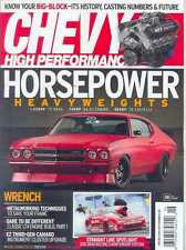 CHEVY HIGH PERFORMANCE-June 2016 (NEW COPY)