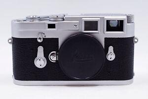 Mint- NR Leica M3 SS Single Stroke 1M+ SN 35mm Rangefinder Film Camera