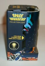 Space Invaders Retro Arcade Color Changing Projection Wall Night Light New