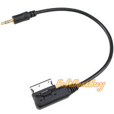 AMI MMI AUX to 3.5mm Cable Adapter for Audi A3 A4 A5 A6 S5 A6 A8 Q7 S4 S8 TT