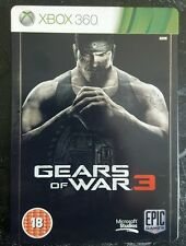 Gears OF WAR 3 XBOX 360-EDIZIONE STEELBOOK