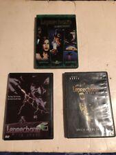 Leprechaun - Triple Feature (DVD, 2008, 3-Disc Set) & Leprechaun 4 & In The Hood