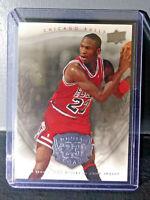 2009-10 Michael Jordan Upper Deck Legacy #11 Basketball Card