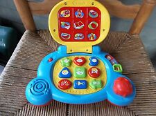 VTech Baby's Learning Laptop 6 Months to 3 Years VERY NICE!!