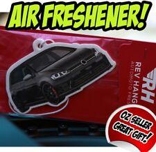 Volkswagen Golf R Mk7 APR VAG JB1 JB4 GIAC GTI Car air freshener hanger VANILLA