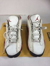 "AIR JORDAN 13 RETRO LOW ""CHERRY"" Size 4y"