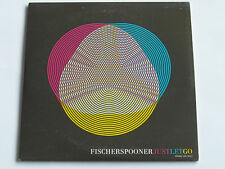 Fischerspooner - Just Let Go - Promo (2 Track Promo CD) Used Very Good